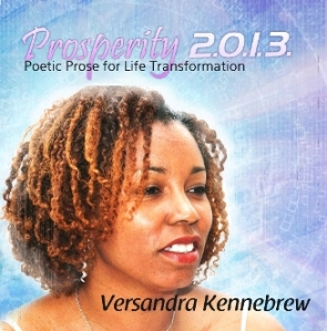 Prosperity 2013 CD Cover