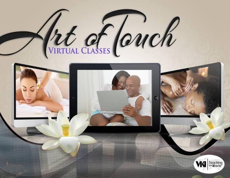VKI Art of Touch Virtual Class