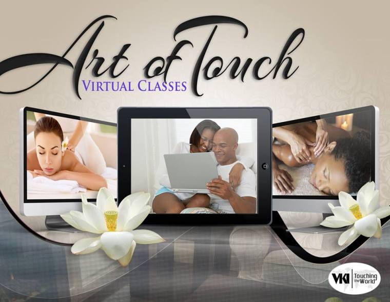 VKI Art of Touch Virtual Class