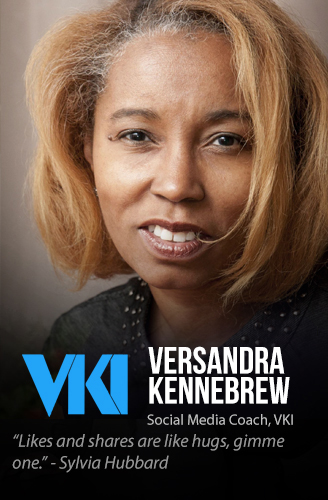 Versandra Headshot social media