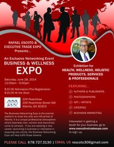 Executive Trade Expo 2014