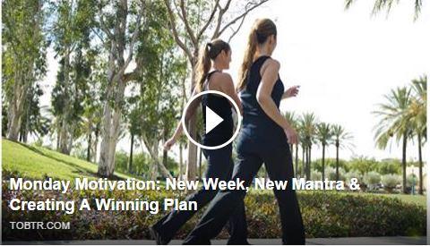 Motivation Monday on Brand New Mommy