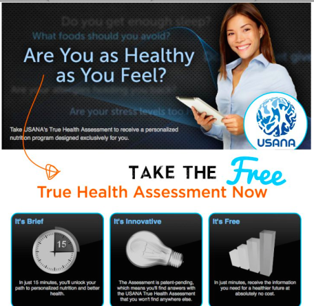 True Health Assessment