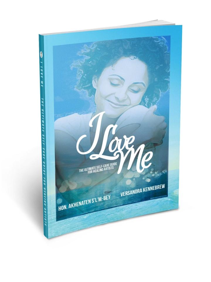I Love Me Book 3D