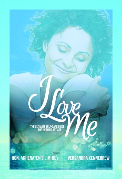 Author Hon. Akhenaten S'L'M-Bey Versandra Kennebrew