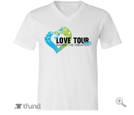 The Love Tour T-shirt