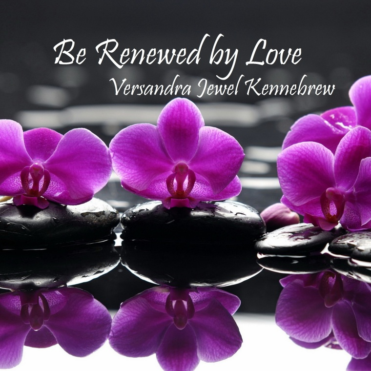 Be Renewed by Love CD Cover
